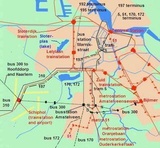 Instant Amsterdam Schiphol